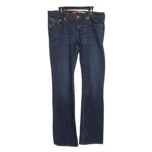 (Big Star) blue jeans US 29 98%cotton 2% spandex